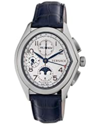 Versace Men's 20A99D001 S282 V-Master Multi Function Watch