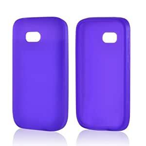 Nokia Lumia 822 Case Amazon.com: Purple Sil...