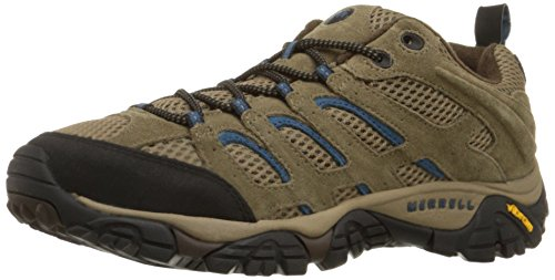 Merrell Men's Moab Ventilator Hiking Shoe, Kangaroo, 10 M US