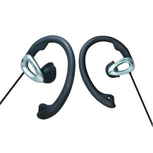 Pioneer - Se-E22-J1 - Clip-On Sweat-Proof Sports Headphones