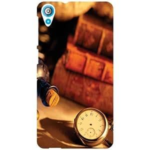 HTC Desire 820 - Breathtaking Matte Finish Phone Cover