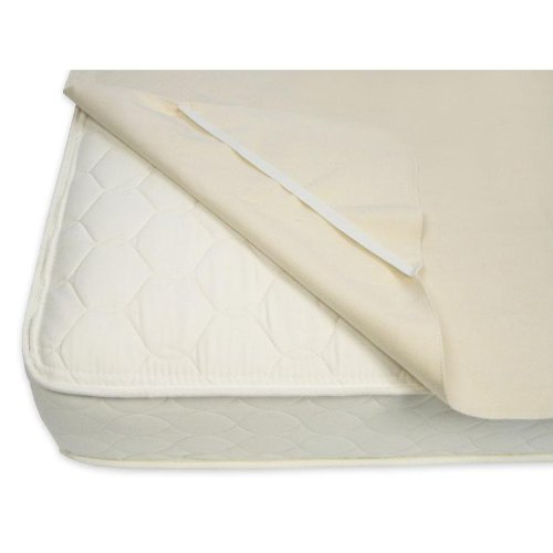 Organic Waterproof Mattress Pad Size: Queen