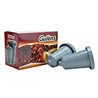 Gutens My K-Cup Reusable Coffee Filter for Keurig Machine(Pack of 2)