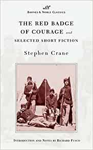 An article review of the book red badge of courage