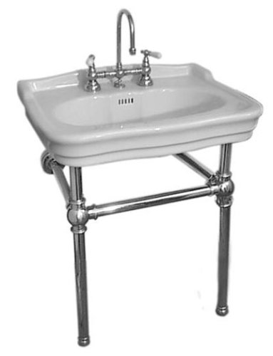 Buy Console Sink Pedestal Sink Bathroom Sink Lavatory Sink Victorian Style Sink Bathroom Consoles - BES-SALERNO-100 (Baths From The Past Sinks, Plumbing, Sinks, Bathroom, Consoles)