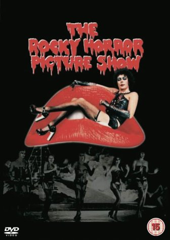 The Rocky Horror Picture Show - Single Disc Edition [DVD] [1975]