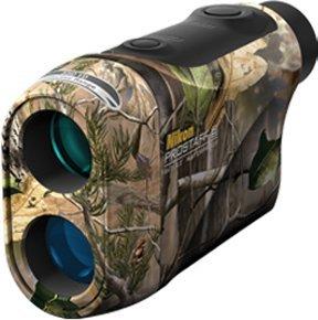 Nikon ProStaff 3 APG Camo Laser Rangefinder, Black