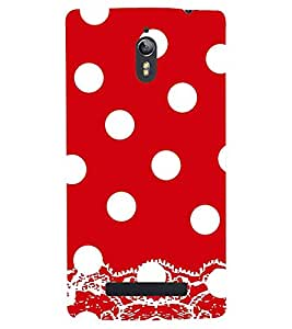 PRINTSWAG PATTERN Designer Back Cover Case for OPPO FIND 7