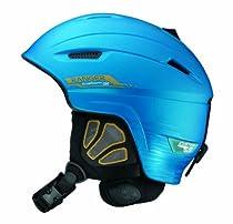 Salomon Ranger Custom Air Ski Helmets (Blue Matt, Medium)