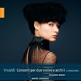 Vivaldi: Concerti per due violini e archi vol.I