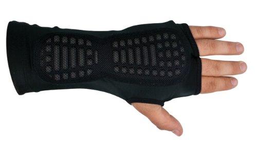 Hand Pads For Football Schutt Wrist Hand Pads Black