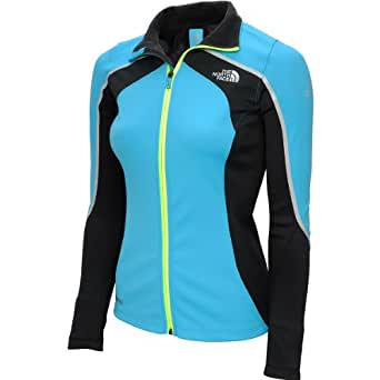 The North Face Women's Isotherm WS Jacket Meridian Blue/TNF Black XS