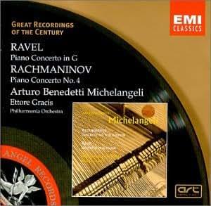 Piano Concerto in G / Piano Concerto 4