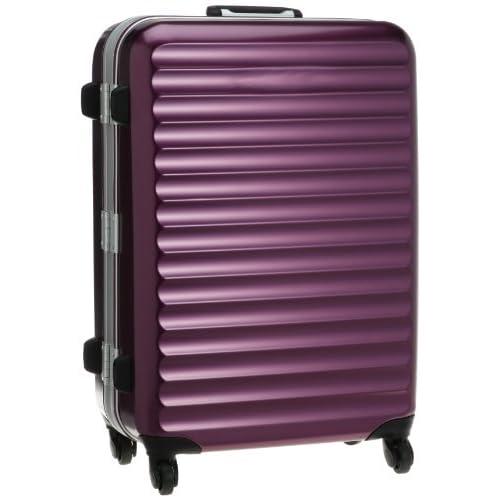 [クリスチャンモード] CHRISTIAN MODE suitcase CM1871 PUR (パープル)