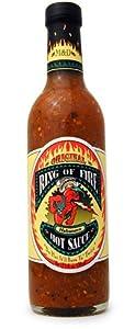 Ring Of Fire Original Habanero Sauce 125 Oz