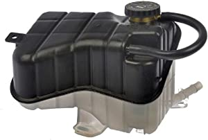 New Radiator Coolant Overflow Reservoir Tank with Low Fluid Sensor and Cap for 2000 - 2005 Cadillac Deviile 00 01 02 03 04 05 2001 2002 2003 2004
