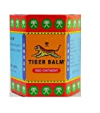 Tiger Balm RED Ointment Fast Muscle Pain Relief Size 30 grams