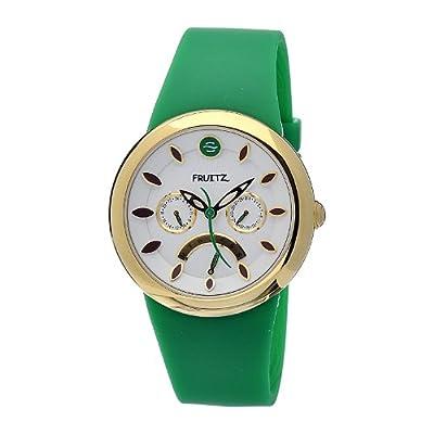 Philip Stein Women's F43G-A-G Quartz Stainless Steel White Dial Watch