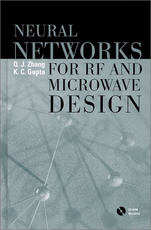Neural Networks For Rf And Microwave Design