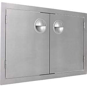 Bbqguys.com Portofino Series 48 Inch Double Access Door by BBQGuys.com