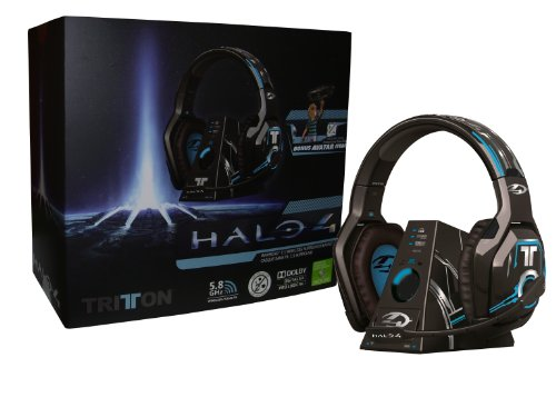 Mad Catz Halo 4 Tritton Warhead 7.1 Wireless Surround Headset
