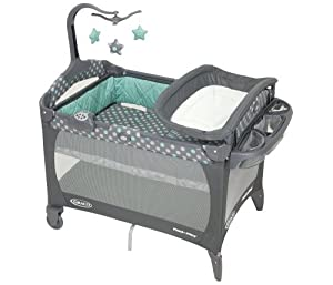 Amazon Graco Pack N Play Playard with Bassinet and