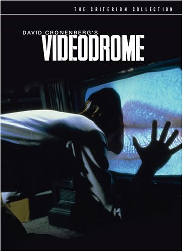Cover art for  Videodrome (The Criterion Collection)