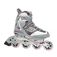 Roller Derby 2014 Women's Aerio Q60 Inline Roller Skates - I359
