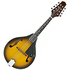 Mandolin by Gear4music Vintage Sunburst
