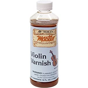 Violin Varnish, Pint