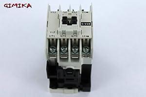 MITSUBISHI Electromagnetic Contactor S-V18 220V [Electronics]