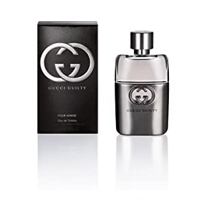 GUCCI GUILTY For Men 1.7 oz EDT Spray By GUCCI