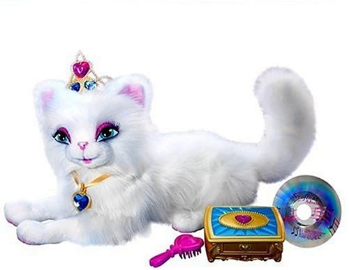 Barbie As The Princess And The Pauper: Interactive Serafina Plush Doll With 10-minute Audio CD