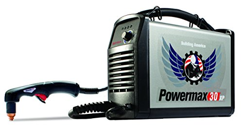 Hypertherm-088079-Powermax30-XP-Building-America-Edition-Hand-Plasma-System-with-Case-and-15-Feet-Lead