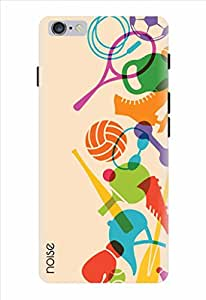 Noise Amor Al Futbol Printed Cover for Apple Iphone 6 Plus