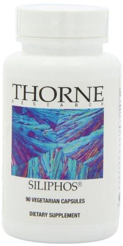 Thorne Research Siliphos, 90 Vegetarian Capsules