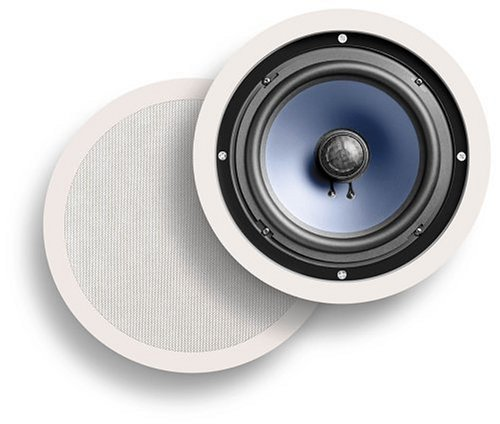 Polk Audio RC80i 2-Way Bluetooth Ceiling Speakers