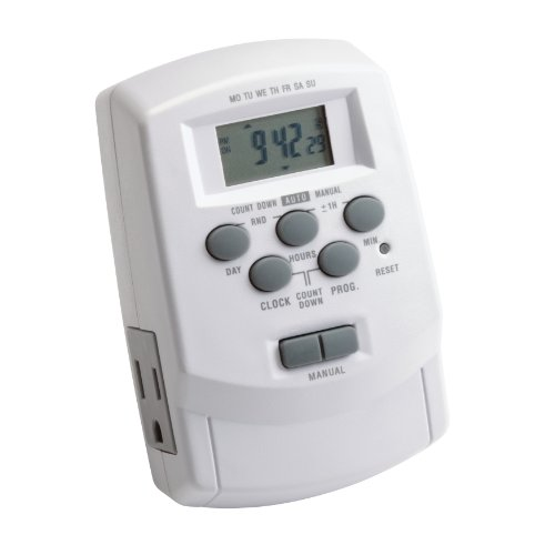 15556Wh Digital Transformer Timer With Daylight Savings And Battery Backup