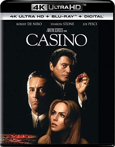 4K Blu-ray : Casino (2 Discos)