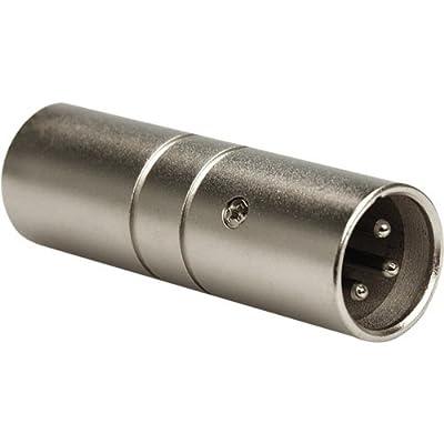 Hosa DMT-414 3-Pin DMX-512 XLR3M Terminator by Hosa