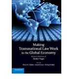 img - for [ MAKING TRANSNATIONAL LAW WORK IN THE GLOBAL ECONOMY: ESSAYS IN HONOUR OF DETLEV VAGTS ] By Bekker, Pieter H. F. ( Author) 2010 [ Hardcover ] book / textbook / text book