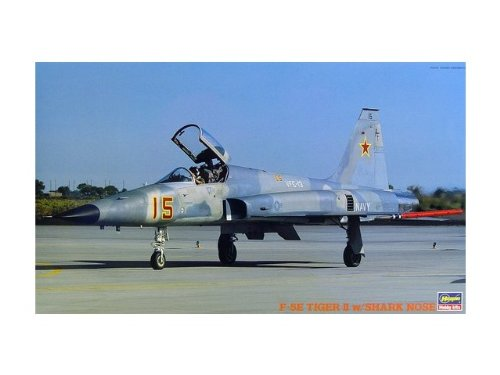 Hawegawa 1:32 F-5E Tiger II w/ Shark Nose