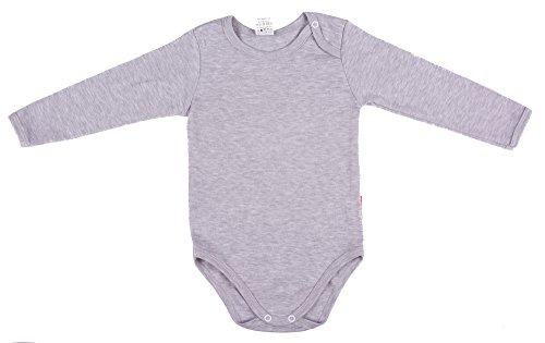 100-algodon-largo-o-manga-corta-o-sin-mangas-body-para-bebe-amplia-gama-de-colores-grey-melange-long
