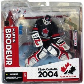 Buy Low Price McFarlane NHL Sports Picks Team Canada Martin Brodeur Action Figure (B000XKBWFY)