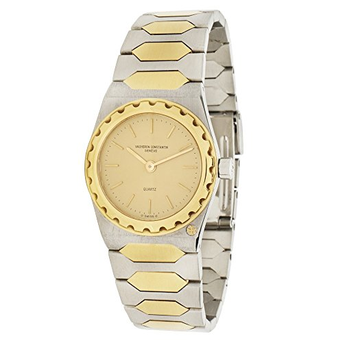 vacheron-constantin-222-ladies-watch-in-18k-yellow-gold-stainless-steel-certified-pre-owned