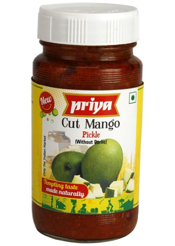 Priya Cut Mango Pickle