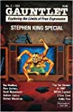 img - for GAUNTLET NO. 2 - STEPHEN KING SPECIAL [ 1st ] [Paperback] by King, Stephen... book / textbook / text book