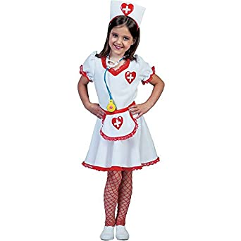 Big Girls' Nurse Nancy Costume