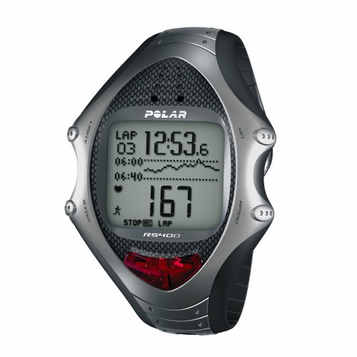 Polar RS400SD Heart Rate Monitor and Sports Watch