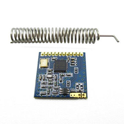 GUWANJI SI4432 1000m Wireless Communication Board Module 433mhz (Beatbox Module compare prices)